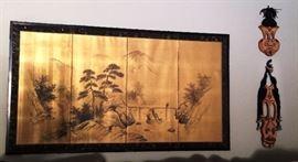 silkscreen Panel