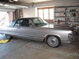 Vintage 1967 Imperial Convertible