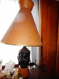 Full Lamp. Shade