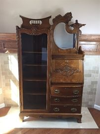 Gorgeous Antique Secretary