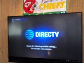 """Mitsubishi 83"""" inch TV 6 years old about 150 hrs - $300"""