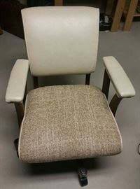 Pristine! Vintage Office Chair