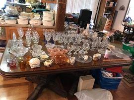 Glass  - Boopie, Candlewick, Fenton, Depression Glass
