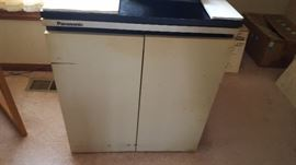 copy machine or office cabinet $20