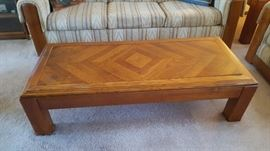 Coffee table $15