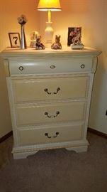 4 drawer dresser  $35
