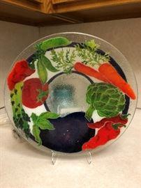 Peggy Karr Plate