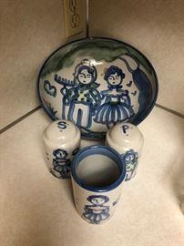 M A Hadley Pottery