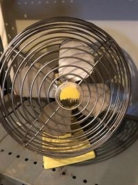 Vintage Eskimo Desk Fan