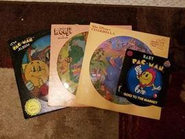 Children's Audio/Picture Discs