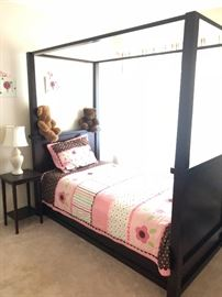 Canopy Trundle Bed