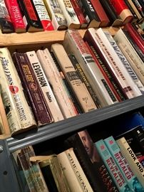 Books!  We Have Hard Cover....Paperbacks...Old Books...Newer Books...