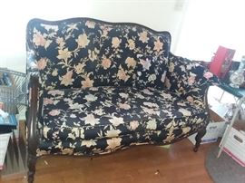 Antique French Canape Sofa, acquired by owners in New York State years ago...