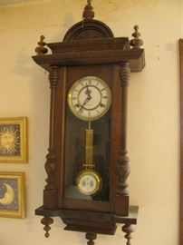regulator clock, there are many clocks