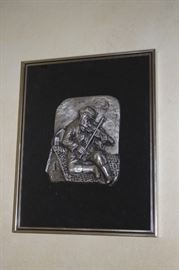 3D Wall Plaque