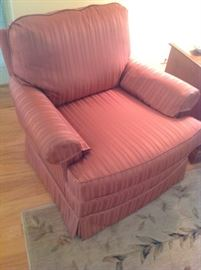 Upholstered Chair (1 of 2) $ 60.00