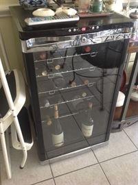 Wine Cooler / Refrigerator $ 200.00