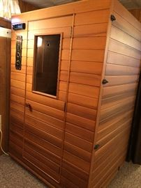 Health Mate 2 person Home Sauna - $595.00                                                 This item may be pre-sold at asking price.                               Please contact Diane @ (585) 313-7188