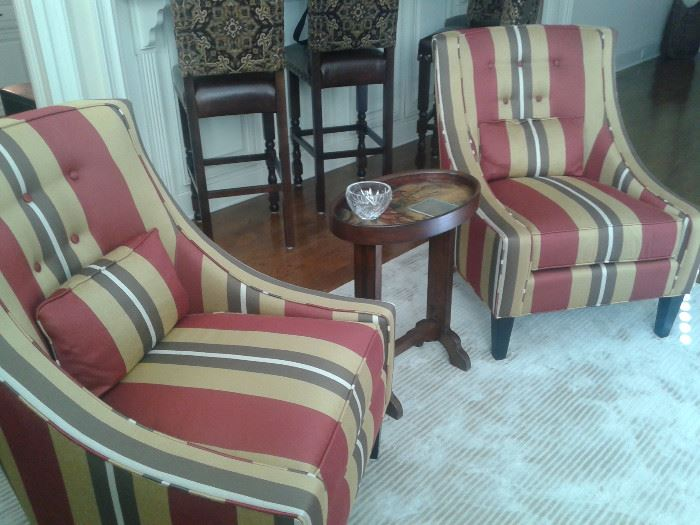 Kensington Accent Chairss-Haverty's