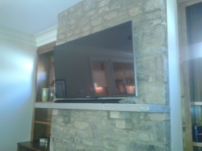 "Sony 55"" 4k Ultra Smart TV with Sony Sound Bar and wireless Sub Woofer- Best Buy"