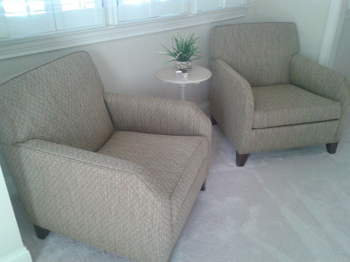 Seville Upholstered Chairs-Ethan Allen