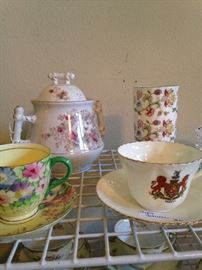 Other cups & saucers