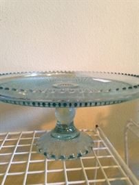 Another lovely cake plate