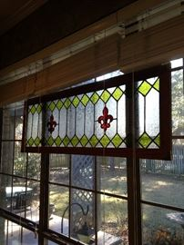 More stain glass