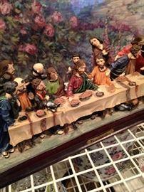 Jesus & His disciples - the last supper