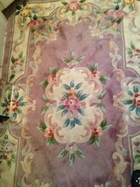 3 feet x 5 feet rug