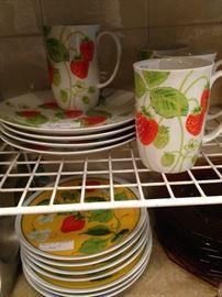 Fun strawberry dishes