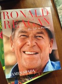 """""""Ronald Reagan, His life in Pictures"""""""