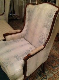 Occasional chair (needs some TLC)