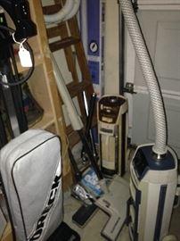 Variety of vacuums