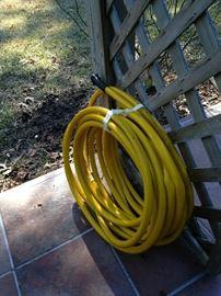 Yard hose