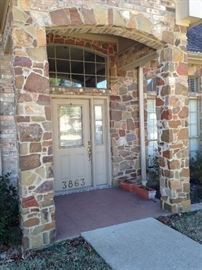 We look forward to seeing you at 3863 Broadmoore Court (in a gated community in The Woods)!