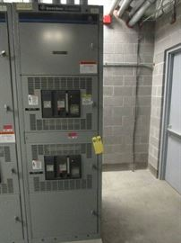 GE Sprectra Series Switch Board - Custom Controls, ...