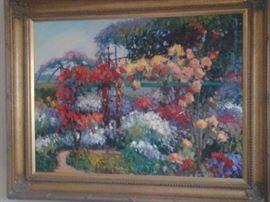 SCOTT WALLIS, a renowned artist from Utah.