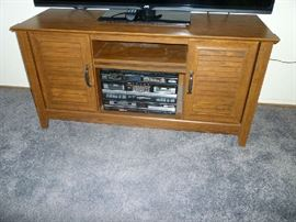 TV CABINET, STEREO