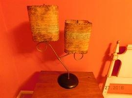 Mid Century Modern Lamp.