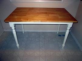 Kitchen:  Table