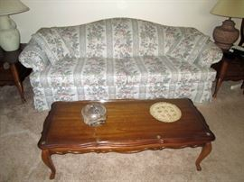 Living Room:  Couch (Hickory Crest)