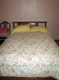 Bedroom Left: