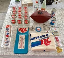 RC Cola items