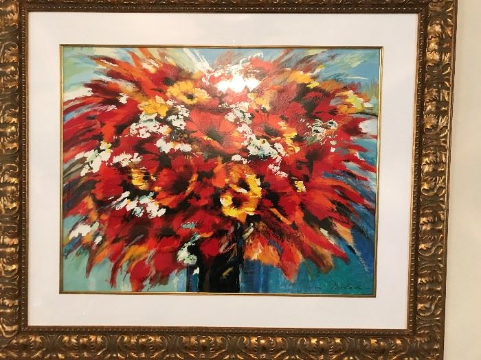 Rare Artist Proof by Michael Milkin