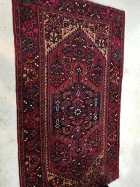 Indian Rug- Hand Made