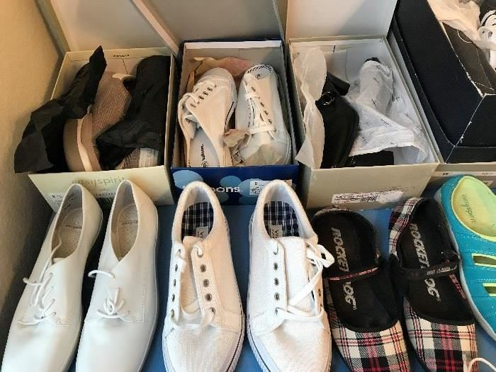 Lots of New Shoes- Size 9 mostly