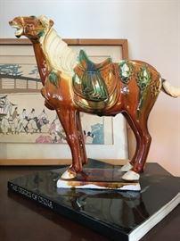 Chinese Sancai Tang Horse