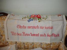 German Linens