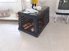 Lobster trap table